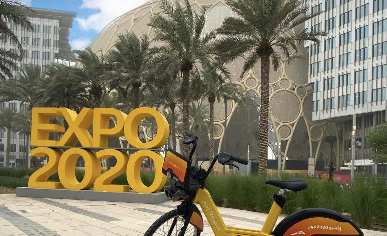 إطلاق التشارك في الدراجات الهوائية ضمن وسائط التنقل في إكسبو 2020