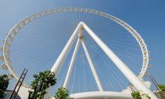 """أحمد بن محمد يفتتح """"عين دبي"""" ويطلع على تفاصيل معلم مهم يعزز البنية التحتية السياحية للإمارة"""
