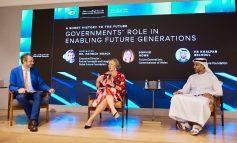 مؤسسة دبي للمستقبل تستضيف مفوض أجيال المستقبل في ويلز