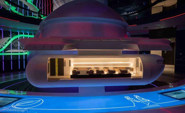 """""""فيرجين هايبرلوب"""" تطلق كبسولتها للنقل التجاري بالحجم الكامل لأول مرة في إكسبو 2020"""