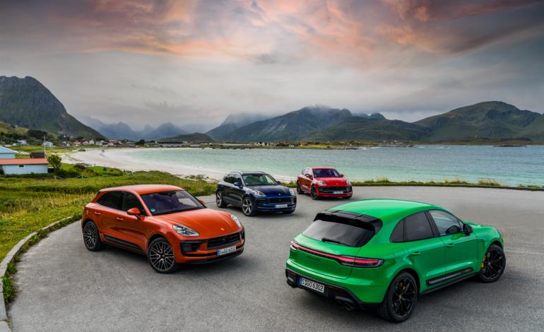 سيارة مَكَان الجديدة تحظى بمزيد من عناصر القوة والإطلالة الرياضية